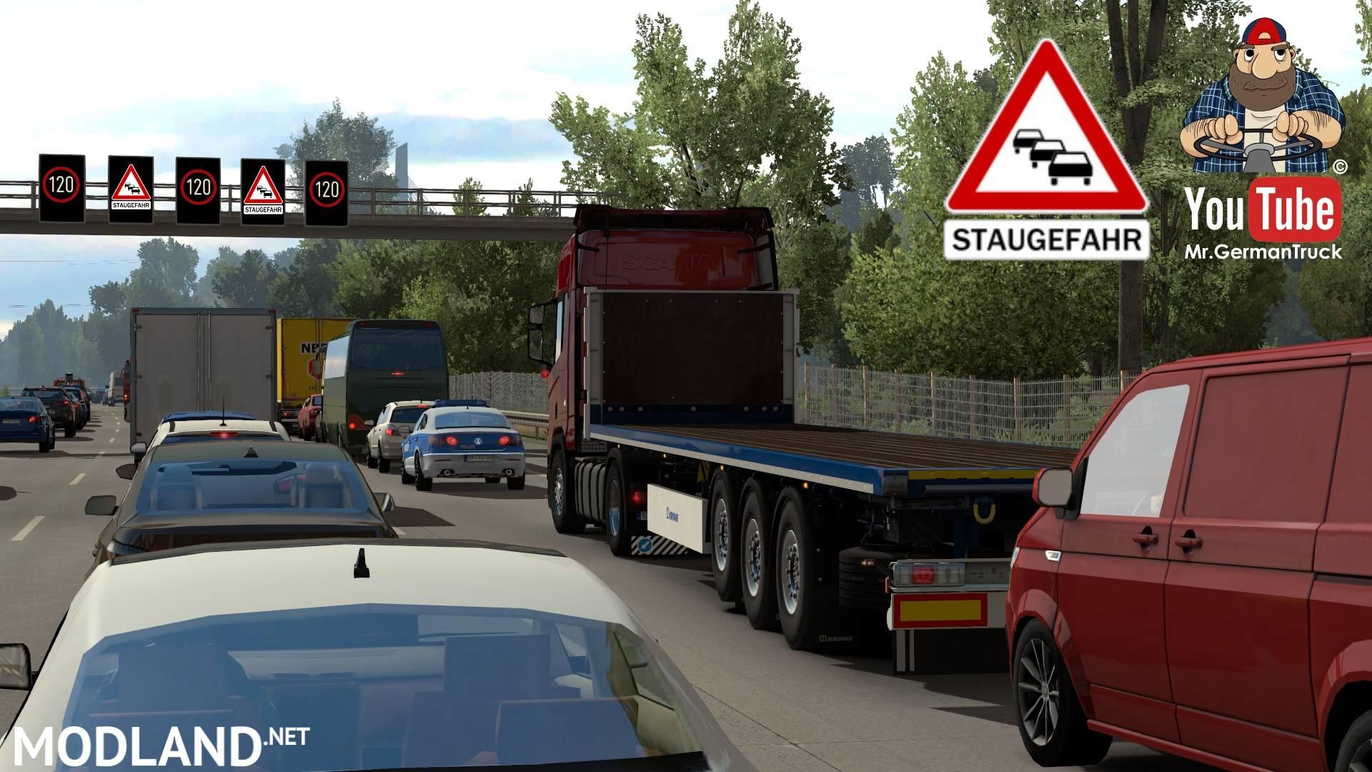 traffic jam v 4 0a stau mod mod for ets 2 rh modland net