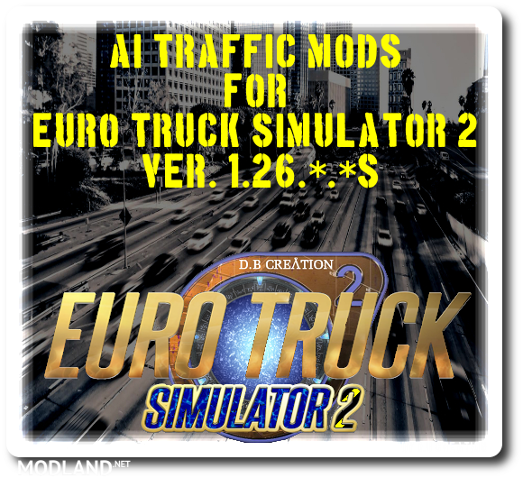 AI TRAFFIC MODS BY [D.B CREATION DEV TEAM GERMANY]