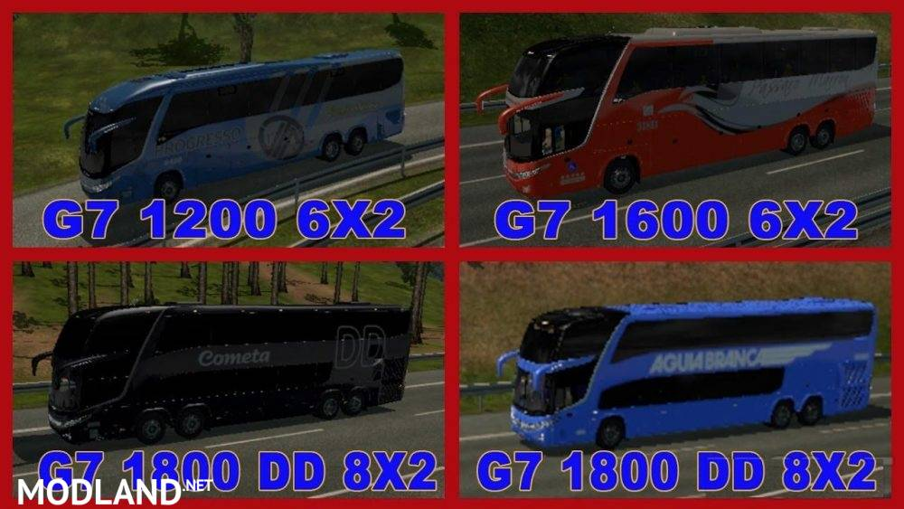 marcopolo paradiso g7 traffic pack mod for ets 2