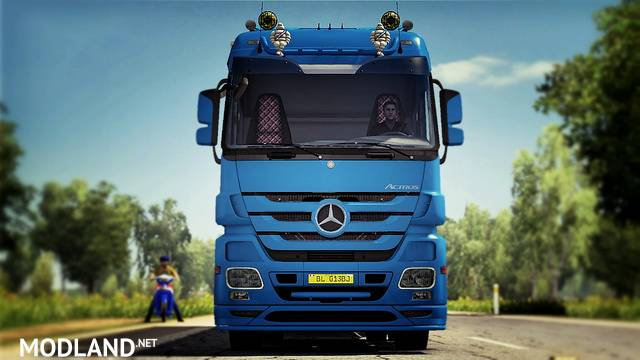 Profil For Multiplayer - ETS2 1.33