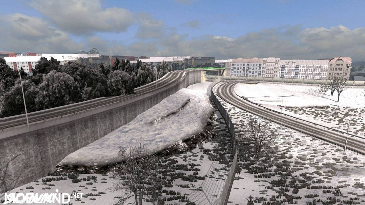 New Weather Winter v1.1 [Schumi] [1.33]