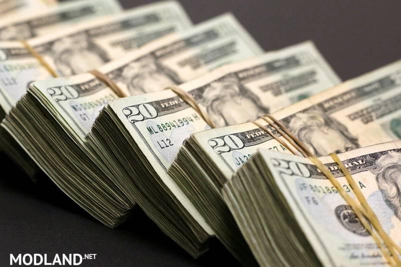 Money & XP Hack (999999999) | ETS2 1.36