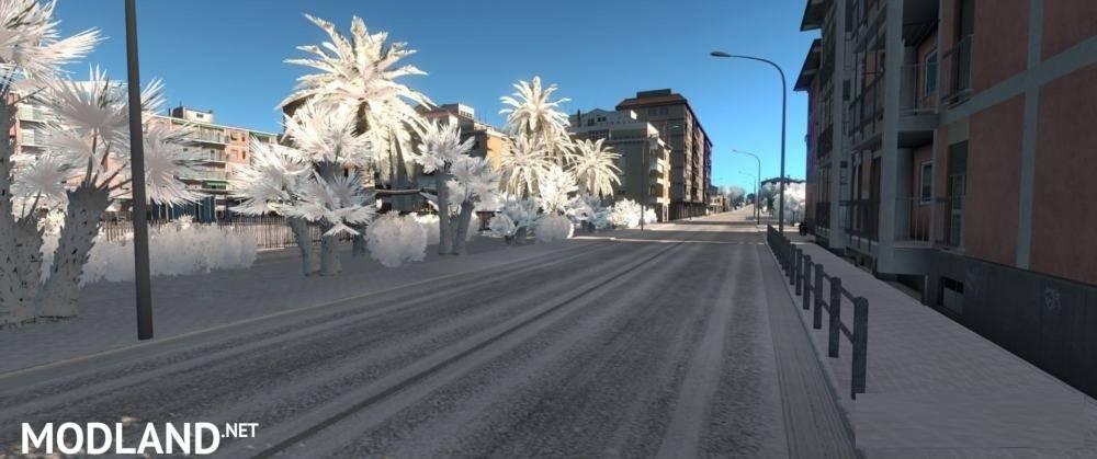 Winter Mod v 1.5 (1.34.x)