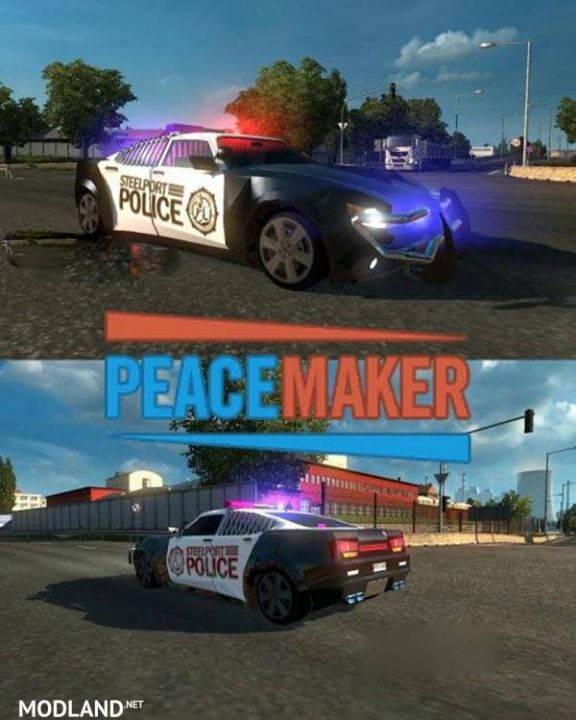 Auto Peacemaker in Traffic