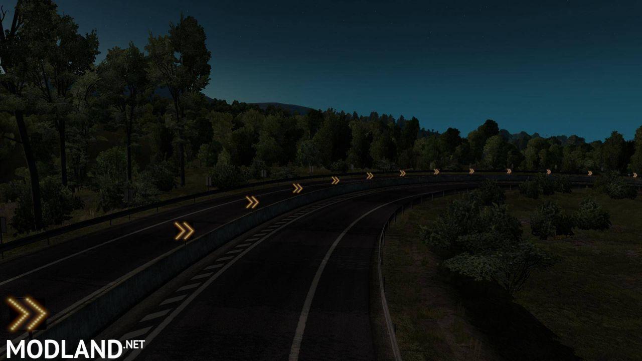 Dangerous turn lights unofficial update