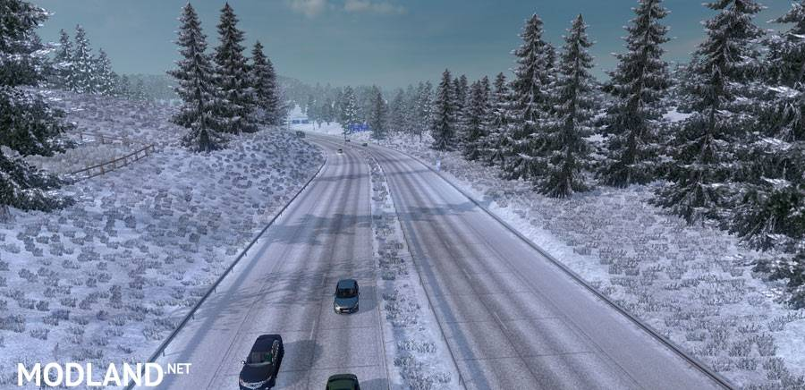 Frosty Winter Weather Mod