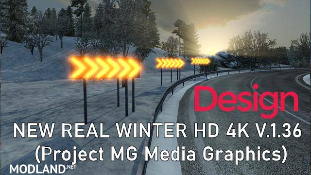 NEW REAL WINTER HD 4K Repacked 1.36