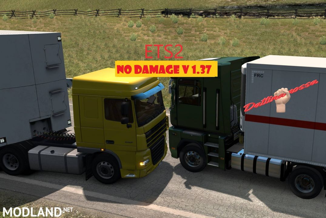 No Damage for ETS 1.37