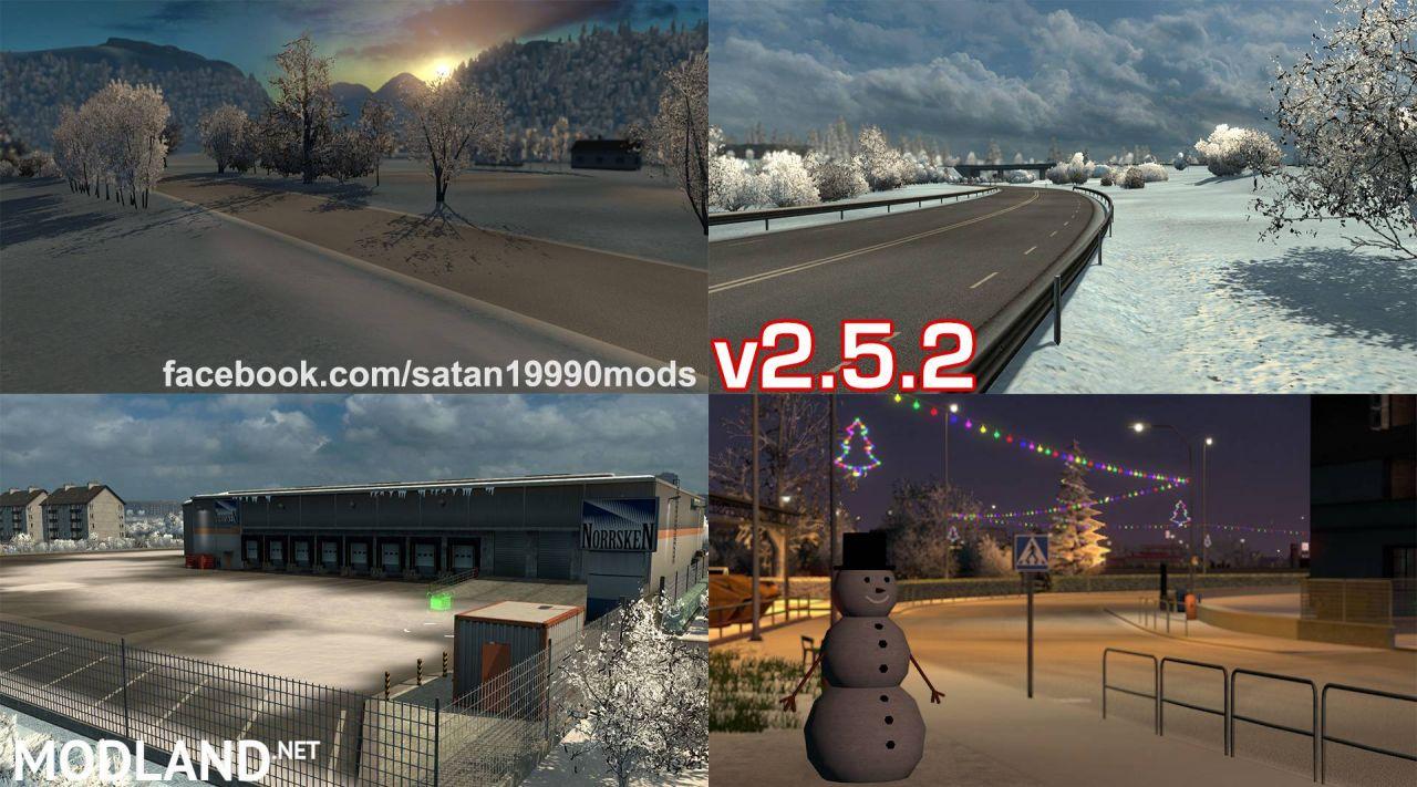 Complete Winter Mod