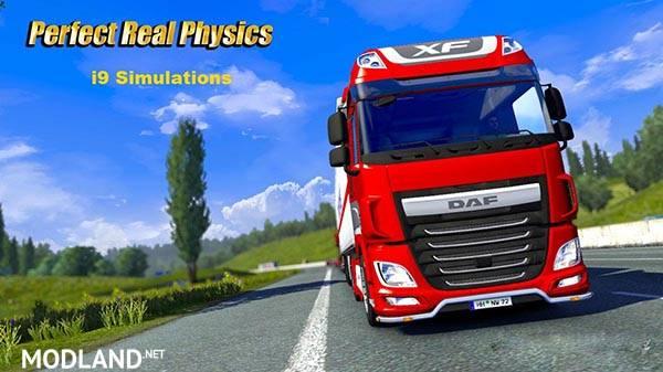 Perfect Real Physics