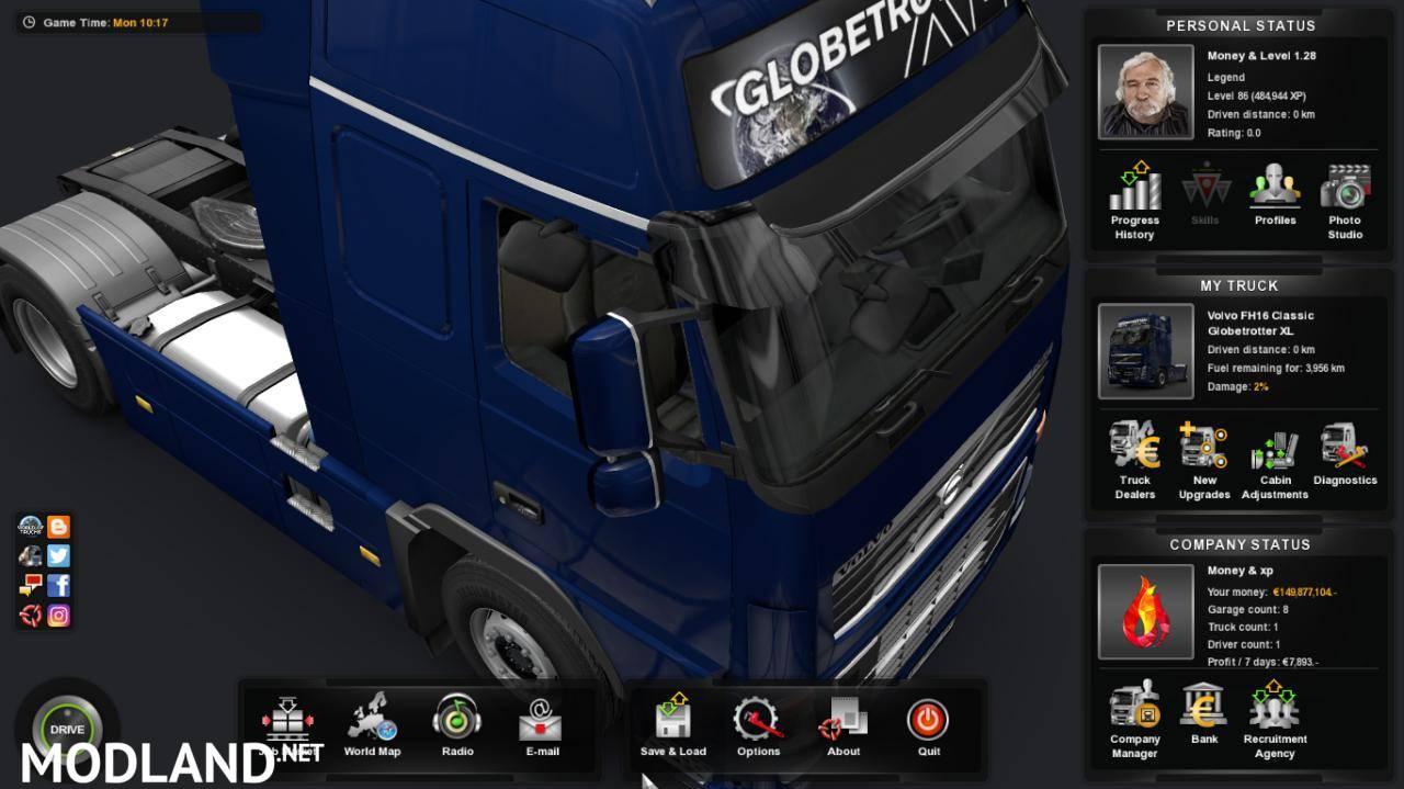 save game for ets2 v 1.27 to 1.30