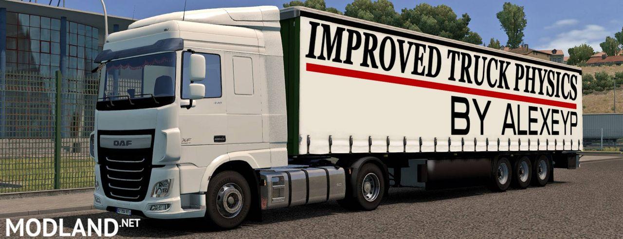 Improved truck physics 2.4