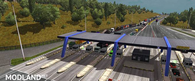 Multiple AI Traffic v 1.2