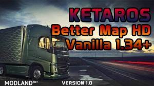 Better Maps HD (Vanilla 1.34+), 1 photo