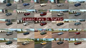 Classic Cars Traffic Pack by TrafficManiac v 3.3