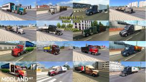 American Truck Traffic Pack by Jazzycat v 1.8