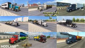 American Truck Traffic Pack by Jazzycat v 1.1
