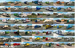Painted BDF Traffic Pack by Jazzycat v 5.2