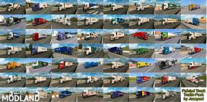 Painted Truck Traffic Pack by Jazzycat v4.8, 1 photo