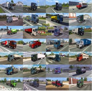 Fix for Truck Traffic Pack by Jazzycat v3.1 for patch 1.32.x BETA, 1 photo