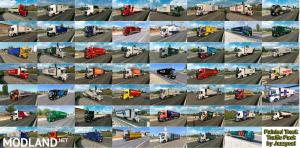 Painted Truck Traffic Pack by Jazzycat v6.2.1, 1 photo