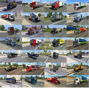 Truck Traffic Pack by Jazzycat v 3.5