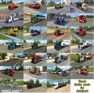 Truck Traffic Pack by Jazzycat v 3.8