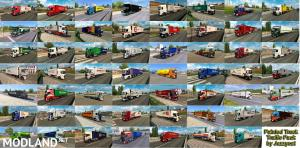 Painted Truck Traffic Pack by Jazzycat v6.2.1, 6 photo