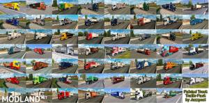 Painted Truck Traffic Pack by Jazzycat v 5.0