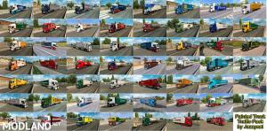 Painted Truck Traffic Pack by Jazzycat v6.2.1, 4 photo