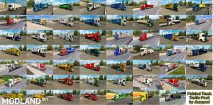 Painted Truck Traffic Pack by Jazzycat v4.8, 9 photo