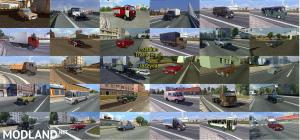 Russian Traffic Pack by Jazzycat v 1.3