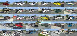BUS TRAFFIC PACK BY JAZZYCAT v 1.1.1