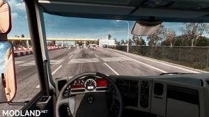 Euro Truck Simulator 2 Realistic Lighting/Colors Mod + Lens Flare, 2 photo