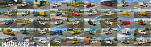 AI Traffic Pack by Jazzycat v5.6, 10 photo