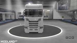 Scania Trucks Galss Sticker, 2 photo
