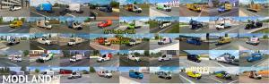 AI Traffic Pack by Jazzycat v6.3, 6 photo