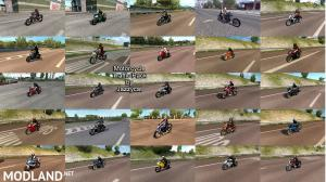 Motorcycle Traffic Pack by Jazzycat v3.8.1, 2 photo