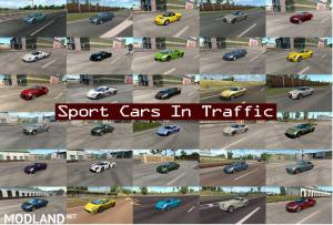 Sport Cars Traffic Pack by TrafficManiac v6.7