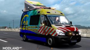 Pilot and Escort Vehicles International Truck Gwen' Edition 21