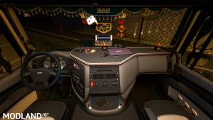 Interior view for trucks v. 1.01, 3 photo