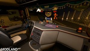 Interior view for trucks v. 1.01, 1 photo