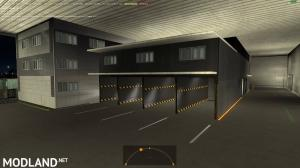 New prefabs of companies, garages and service v2.0, 2 photo