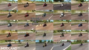 Motorcycle Traffic Pack by Jazzycat v 3.0, 1 photo