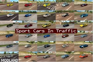 Sport Cars Traffic Pack by TrafficManiac v 6.3