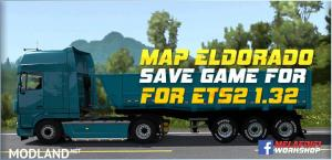 Profil For Map Eldorado v 1.7.1 For ETS2 1.32, 1 photo