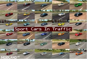 Sport Cars Traffic Pack by TrafficManiac v5.5, 2 photo