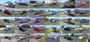 AI TRAFFIC PACK BY JAZZYCAT v 2.1