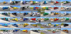 Painted truck traffic pack by Jazzycat v 2.1, 3 photo