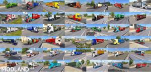 Painted truck traffic pack by Jazzycat v 2.1